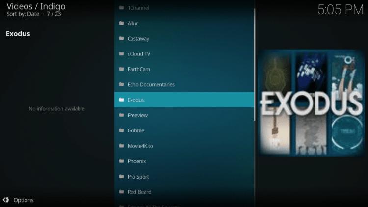 Click Exodus