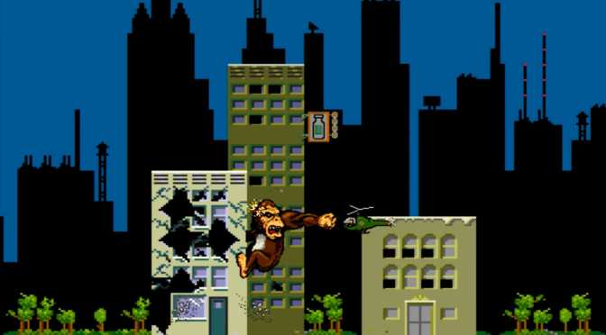 The Rampage Movie was Inevitable