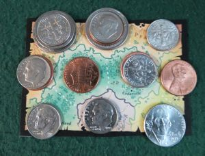 Tasty Minstrel Game's Coin Age
