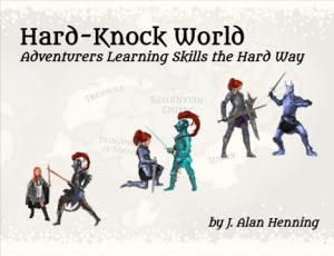 Hard Knock World cover