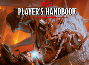 Dungeons & Dragons Player Handbook cover