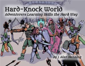 Hard-Knock World cover