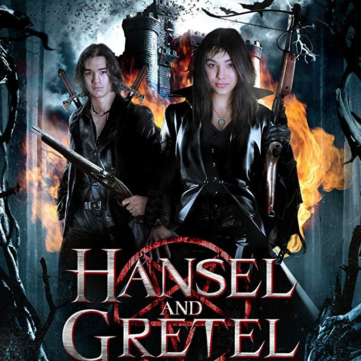 film poster for Hansel and Gretel - Waerriors of Witchcraft