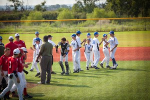 10U TRPD team shaking hands - Player Growth