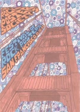Festival Of Rock Posters 2003 by Ryan Kerrigan