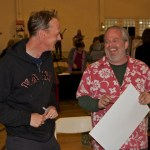 Chris Shaw & Ron Donovan