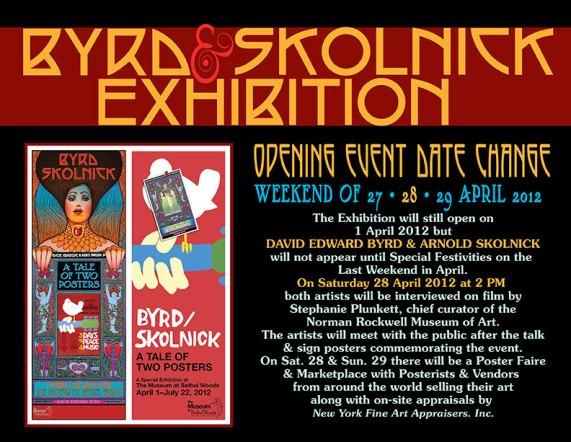 Byrd & Skolnick Exposition - April 28, 2012