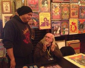 Edgar and Dennis Loren