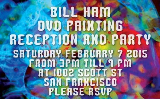Bill Ham DVD Painting Reception & Party