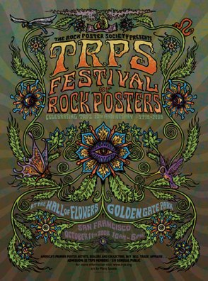 TRPS poster by Marq Spusta