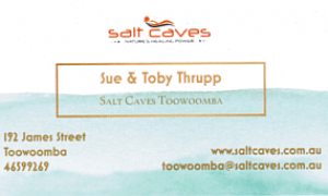 Salt Caves Card 2