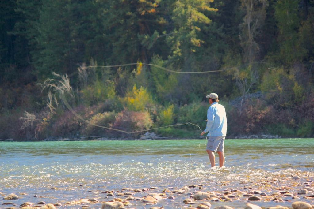 Fly Fishing the Snake River with TRR Outfitters
