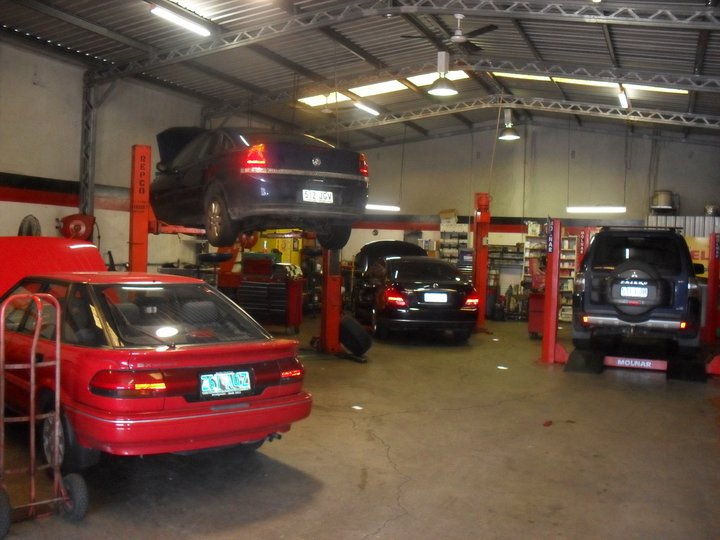 Mechanic - Gold Coast - TRS Auto Repairs & Servicing Southport