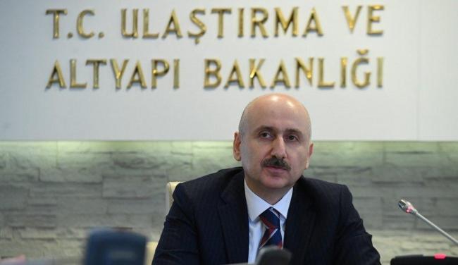 Ulaştırma ve Altyapı Bakanı Adil Karaismailoğlu - Fotoğraf: AA (Arşiv)
