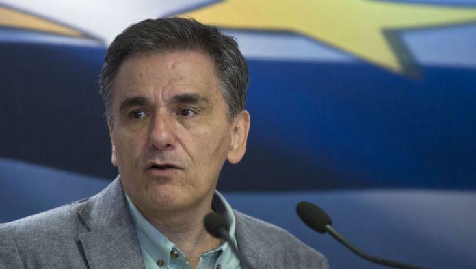 Εξαγορά ακριβών δανείων ΔΝΤ-Τσακαλώτος:Υπέρ της επανεξέτασης του καταμερισμού της φορολόγησης(video)