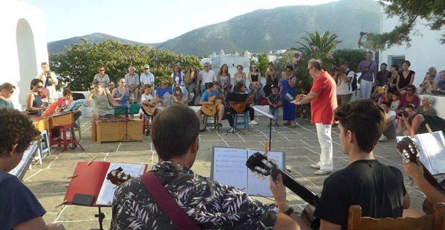 Το » 6ο Φεστιβάλ Κλασικής Μουσικής» στη Σίφνο