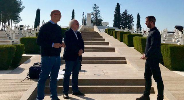 ΕΡΤ1 – ΙΣΤΟΡΙΚΟΙ ΠΕΡΙΠΑΤΟΙ «Φάκελος Κύπρου:Η τουρκική εισβολή»