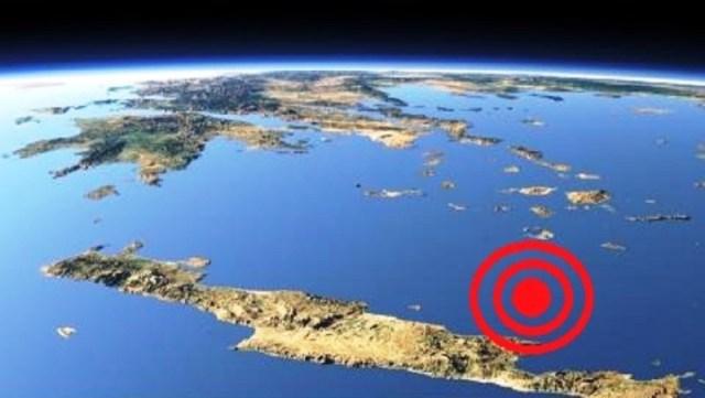 Δεν ανησυχούν οι σεισμολόγοι για την Κρήτη