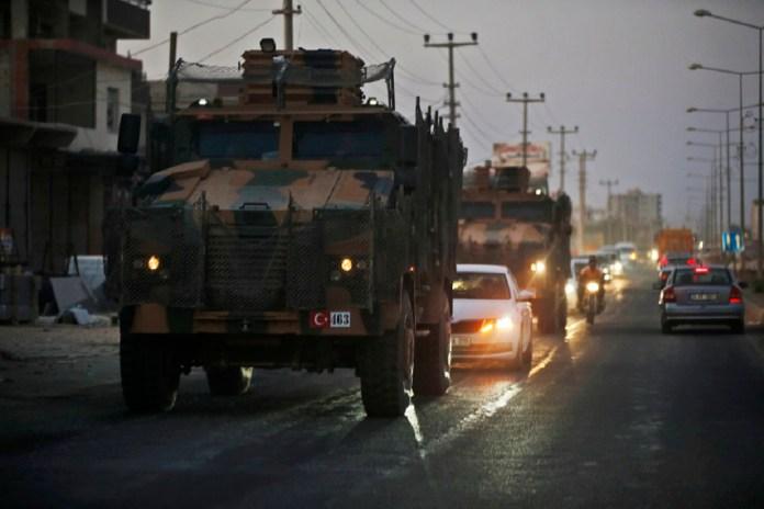 Σε εξέλιξη χερσαία επίθεση της Τουρκίας στη Συρία –Διεθνής ανησυχία και αντιδράσεις (video)