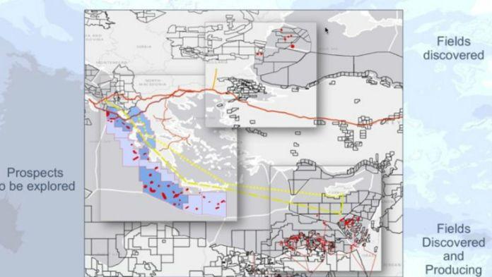 Σε πάνω από 30 περιοχές οι έρευνες υδρογονανθράκων