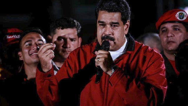 Έτοιμοι για σύγκρουση απαντά  στον Τραμπ ο Μαδούρο μετά τις δηλώσεις για «παράνομα  καθεστώτα»