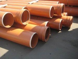 foto oranzhevaia kanalizatcionnaia truba