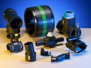 Фото: Муфты соединительные для пайки пвх трубопровода