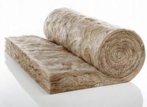 Фото: утеплитель минеральная вата