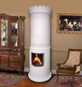 Фото – печь дровяная для частного дома