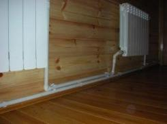 фото: Трубы для отопления частного дома