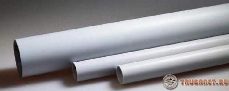 фото: пластиковая труба