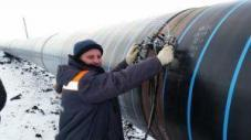 Фото: Неразрушающий контроль сварных соединений трубопроводов
