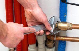 фото: сборка водоснабжения