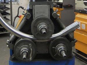 Фото - станок для сгиба методом вальцевания