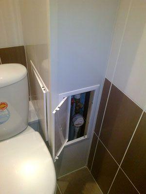 Короб для труб туалета из гипсокартона: видео инструкция ...