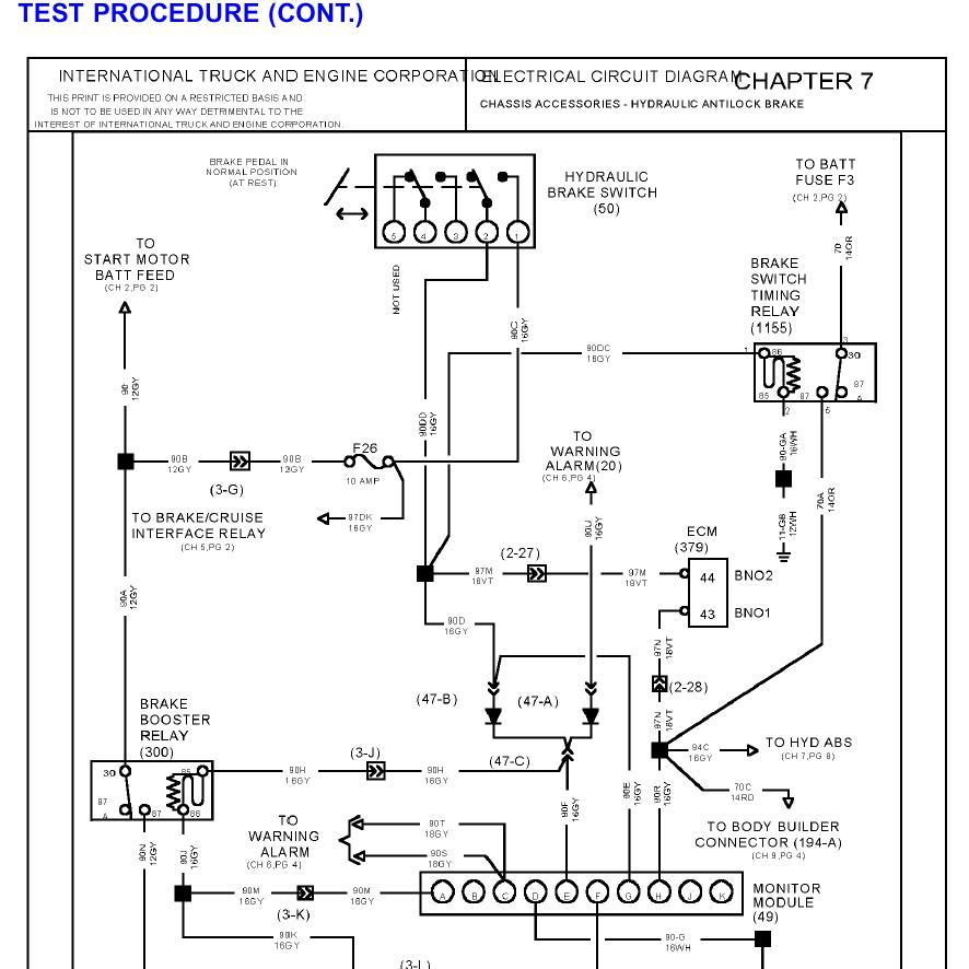 INTERNATIONAL Truck Manuals PDF & Wiring Diagrams  Truck