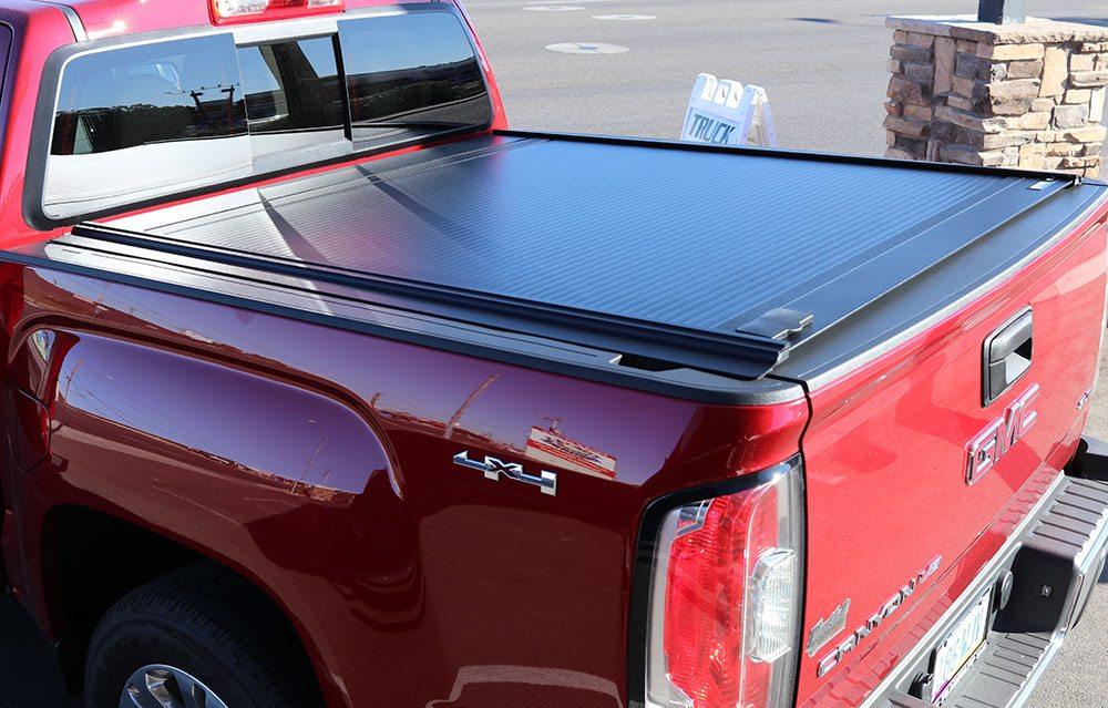 RetraxONE MX Retractable Pickup Truck Tonneau Cover