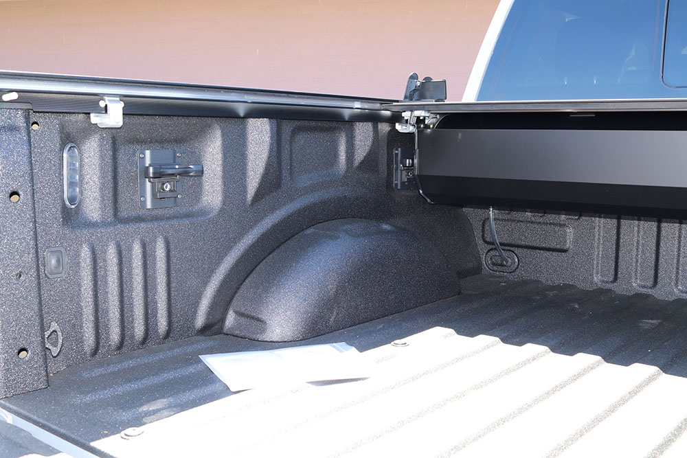 2017 2018 Ford Raptor Truck Bed Covers Truck Access Plus