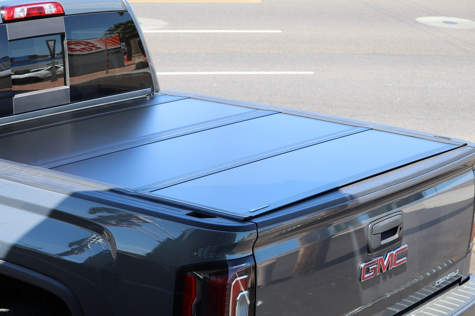 Ultra Flex Tonneau Undercover Truck Access Plus