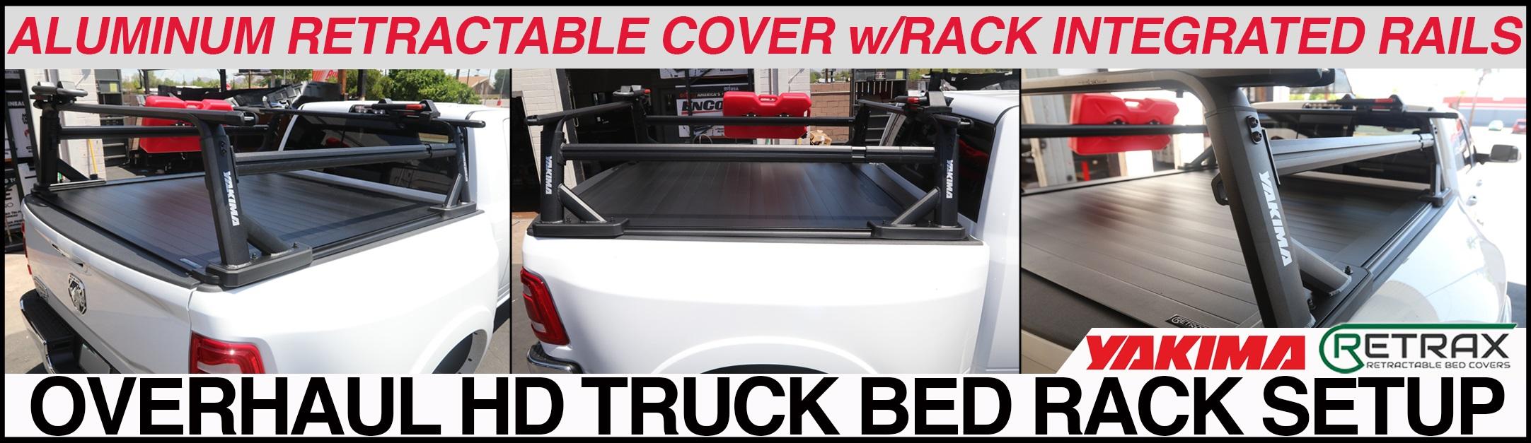 overhaul hd yakima rack truck access plus