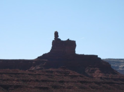 Lady in a Tub - Valley of the Gods