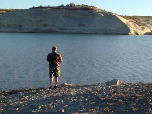Crosby Canyon - Warm Creek Bay