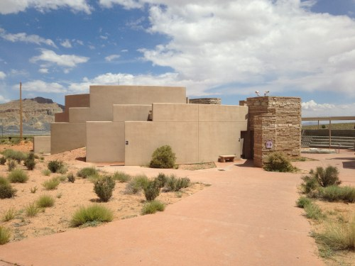 Big Water Visitor's Center, Utah Smoky Mountain Road, Grand Staircase-Escalante National Monument
