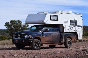 Northstar Laredo SC Truck Camper - Overland Expedition Rig