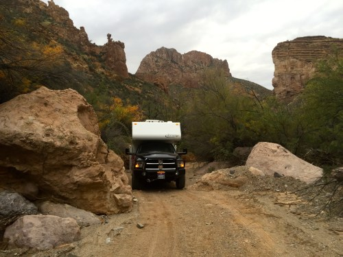Arizona's White Canyon Trail