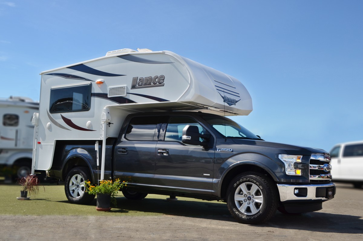 Long Bed Pickup Campers