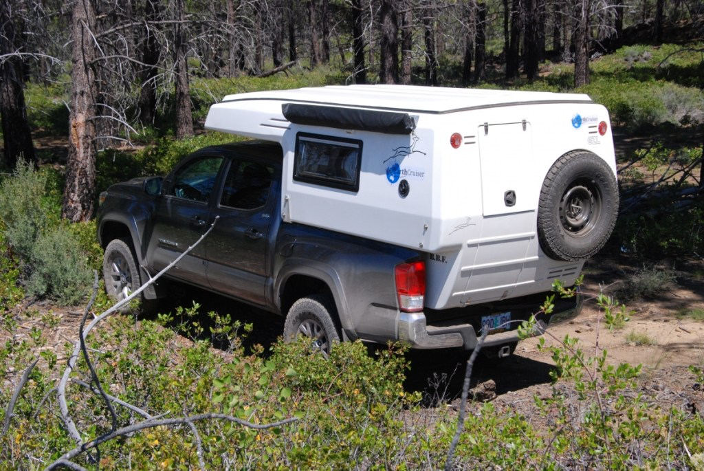 Earthcruiser Announces GZL Pop-Up Truck Camper – Truck ...