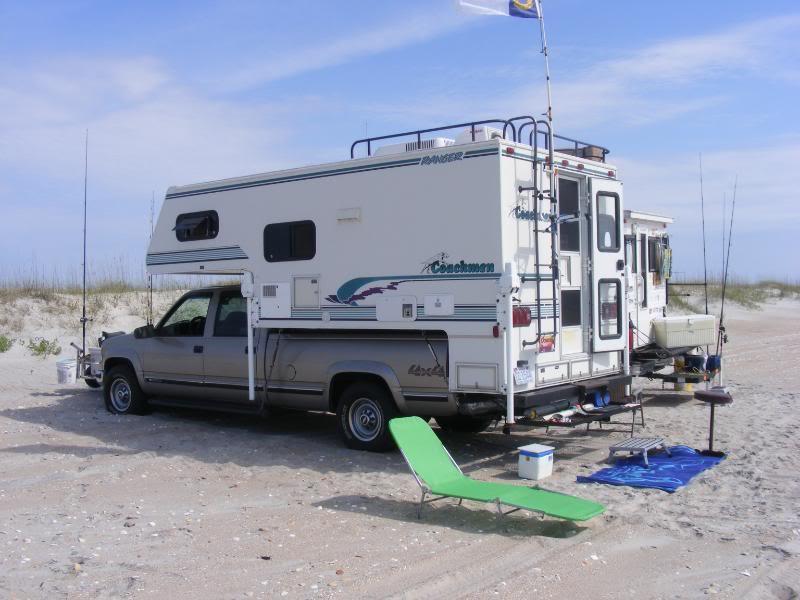 Campers Dodge Dakota Crew Cab