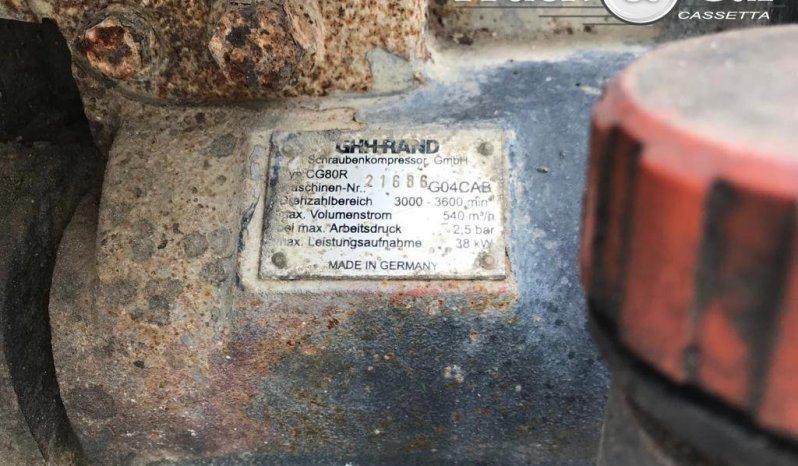 R.13 MOTOCOMPRESSORE EX SCANIA completo