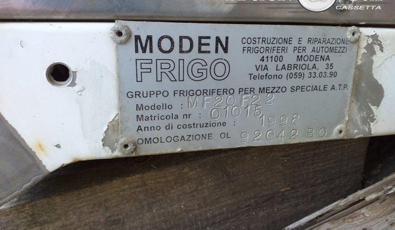 A.35 MODEN FRIGO MF 20 F2 SOTTOTELAIO + EVAPORATORE – DIESEL + ELETTRICO completo